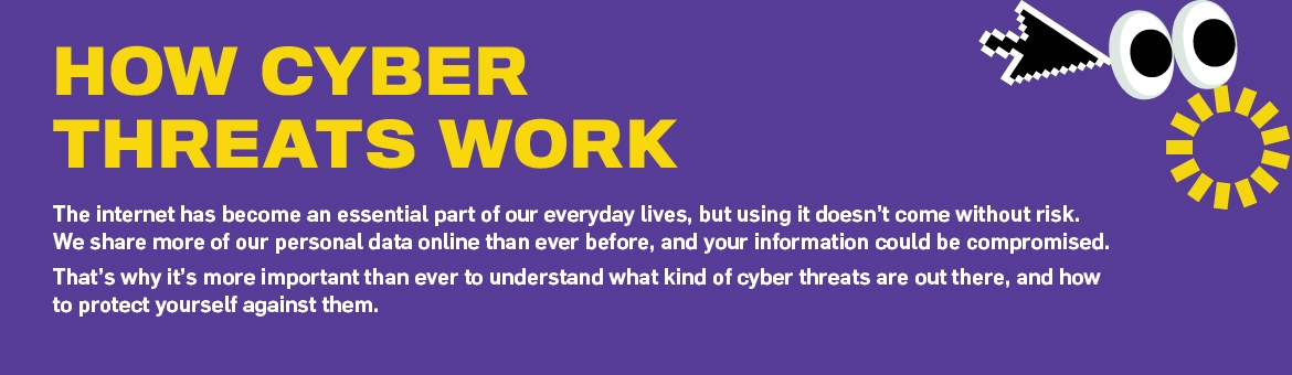 Fact sheet: How cyber threats work