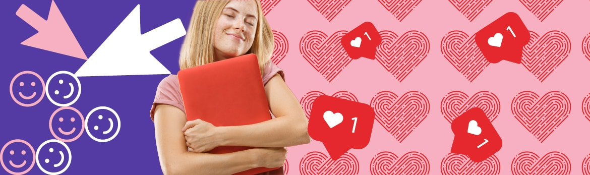 Express your love for your devices this Valentine's Day